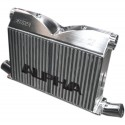 Alpha Performance Race X Front Mount Intercooler w/ Logo - 2009-2011 R35 GT-R