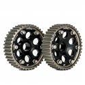 Skunk2 Pro-Series Adjustable Cam Gears (Black) - H22/F20B VTEC