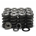 GSC Power-Division Dual Cylindrical Valve Spring Kit w/ Titanium Retainers - Toyota 2JZ
