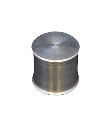 Torque Solution Billet Aluminum 1.25in Bypass Plug