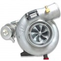 Forced Performance Black HTZ Turbocharger 84mm CH - 8cm TH - Internal Wastegate