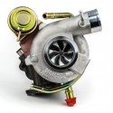 Forced Performance Blue HTZ Turbocharger 84mm CH - 8cm TH - Internal Wastegate