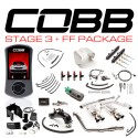 COBB Tuning Stage 3+ Flex Fuel Power Package (Stealth Black) for Subaru STI