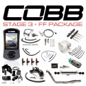 COBB Tuning Stage 3+ Flex Fuel Power Package (COBB Blue) for Subaru STI
