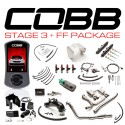 COBB Tuning Stage 3+ Flex Fuel Power Titanium Package (Stealth Black) for Subaru STI