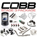 COBB Tuning Stage 3 Titanium Power Package (COBB Blue) for Subaru STI