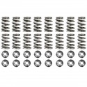 GSC Power-Division Beehive Valve Spring Set w/ Titanium Retainers - Subaru EJ