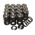 GSC Power-Division Single Cylindrical Valve Spring Kit w/ Titanium Retainers - Subaru FA20 WRX/BRZ