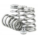 GSC Power-Division Single Conical Valve Spring Set w/ Titanium Retainers - Toyota 3SGTE - High Pressure