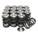 GSC Power-Division Single Cylindrical Valve Spring Kit w/ Titanium Retainers - Toyota 3SGTE Gen2