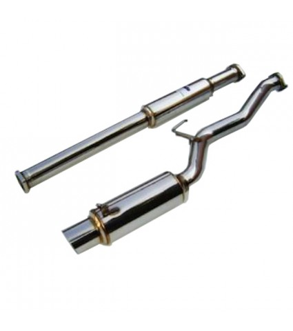 Invidia N1 Cat-Back Exhaust w/ Stainless Steel Tip