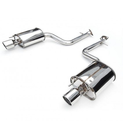 Invidia Q300 Cat-Back Exhaust w/ Stainless Steel Tip