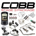 COBB Tuning Stage 3 Power Package - Black
