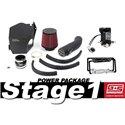 GrimmSpeed Power Package - Stage 1 w/ Black Intake