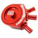 GrimmSpeed Air Oil Separator (AOS) - Red