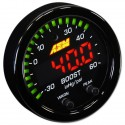 AEM X-Series 60PSI / 4BAR Boost Pressure Gauge Kit