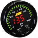 AEM X-Series Oil Pressure 0-150PSI / 0-10BAR Gauge Kit
