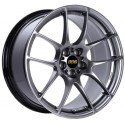 BBS RF 18x9 5x120 ET47 - Diamond Black