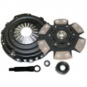 Competition Clutch Stage 4 6-Puck Clutch Kit