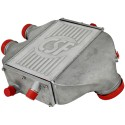 CSF Top Mount Charge-Air-Cooler - Raw Finish