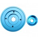 Cusco Aluminum Pulley Set - Blue