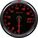 Defi Red Racer EGT Gauge Imperial 60mm 400-2000F Red Needle
