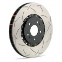 DBA 5000 Series T-Slot Slotted Rotor Single - Front