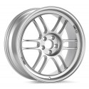 Enkei RPF1 18x8 5x100 45mm Offset 56mm Bore - Silver
