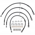 GoodRidge Phantom Series Stainless Steel Brake Lines Front/Rear