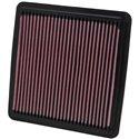 K&N Drop-In High-Flow Air Filter