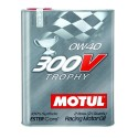 Motul 300V Racing Motor Oil 0w40 - 2L