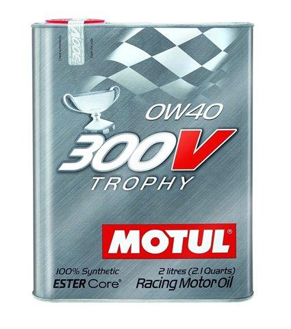 Motul 300V Racing Motor Oil 0w40 - 2L