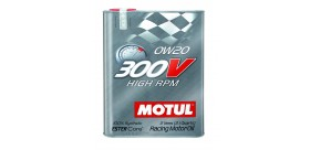 Motul 300V Racing Motor Oil 0w20 - 2L