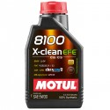 Motul 8100 X-clean EFE 5w30 Engine Oil - 1L