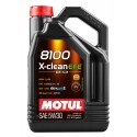 Motul 8100 X-clean EFE 5w30 Engine Oil - 5L