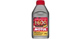 Motul RBF600 Synthetic Racing DOT 4 Brake Fluid - 500ml