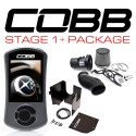 COBB Tuning Stage 1+ Power Package - Stealth Black
