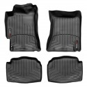 Weathertech Floorliners Black Front and Rear