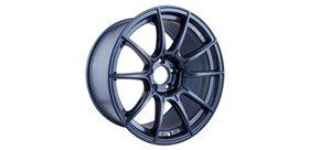 SSR GTX01 18x9.5 5x114.3 22mm Offset - Blue Gunmetal