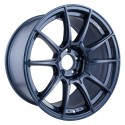 SSR GTX01 18x9.5 5x114.3 22mm Offset - Blue Gunmetal