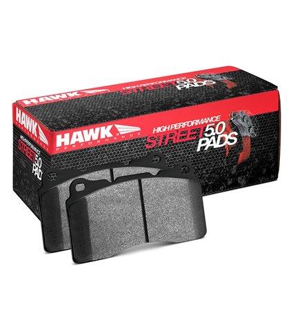 Hawk HPS 5.0 Brake Pads - Rear