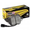 Hawk Performance Ceramic Brake Pads - Rear