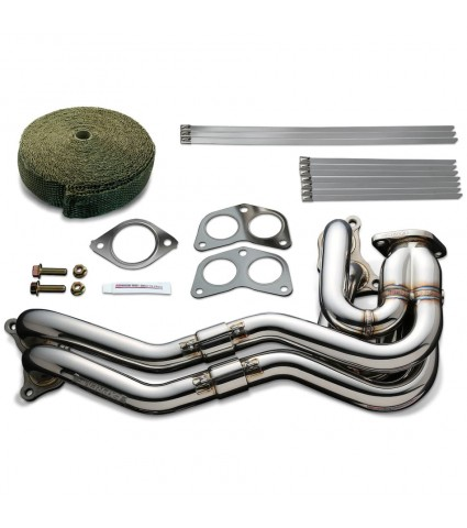 Tomei Expreme Exhaust Manifold - Unequal Length