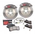 Stoptech ST-60 Trophy Style Big Brake Kit 355mm Slotted Rotors - Front