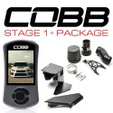 COBB Stage 1+ Big SF Power Package - Black