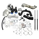 PRL Big Turbo Kit - Race Downpipe Street MAF