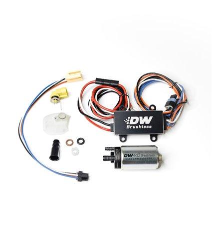Deatschwerks DW440 Series Fuel Pump w/ Speed Controller