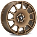 Sparco Terra - 18x8.0 +45 5x114.3 - Rally Bronze