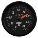 AEM Analog Boost Gauge - 4.1Bar
