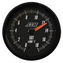 AEM Analog EGT Gauge - 0-1800F